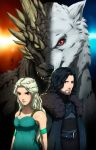 A Song of Ice and Fire by Namh