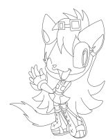 lineart x3333 by silvazelover2