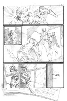 The white suits p.8 pencils by GIO2286