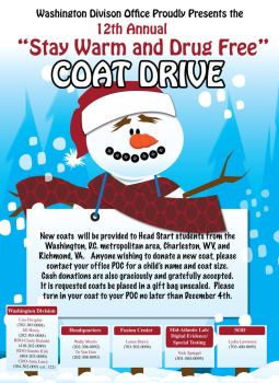 Coat Drive Poster copy 2 by ArtiestDesign
