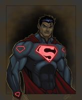Superman :P by roidboy