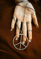 Reaching for Peace by Tuftless