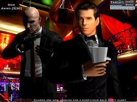Hitman: Bond's End by Tony-Antwonio