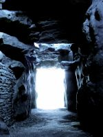 The West Kennet Long Barrow by akaBadMedia