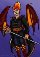 Lord Phoenix - The Fire Lord by Jaimeelee123