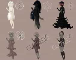 Greyscale Adopts [OPEN 2/6] by finnfni