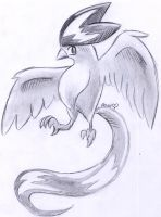 Articuno Sketch by Togechu