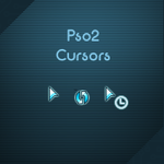 Pso2 Cursor  by Gamathecast