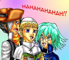 Dr Slump sure is funny by YamchaFan91