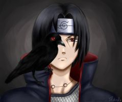 Itachi by Astral-Chan