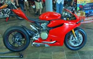 Ducati 1199 Panigale by N1CE-ONE
