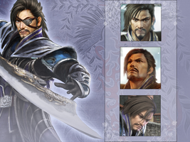 Xiahou Dun DW7 wallpaper by Paulinos