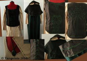 Costumes: Swanhild - Ranger Outfit by Tarquinia