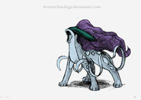 Suicune by FrostTechnology