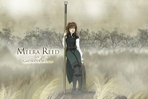 Meera Reed of Greywater Watch by MudCountyRodeo