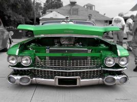 Blown Lime Caddy by colts4us