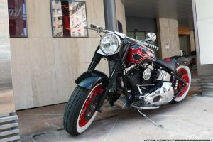 Harley-Davidson '1' by carrera02