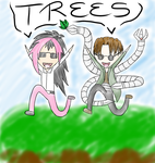 TREES by shadowfan123