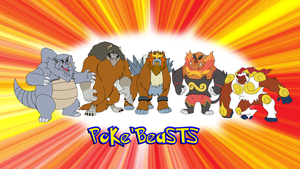 The Beasts - Poke'Beasts by BennytheBeast
