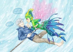 ROTG - A Little Wind by piku-chan
