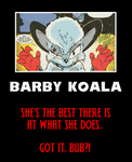 Barby Koala Motivational by MetroXLR99