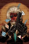 Hitman MONKEY cover no. 3 by Devilpig