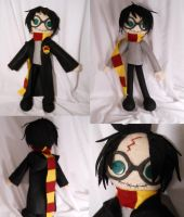 Commission - Harry Potter by Chocolate-Shinigami