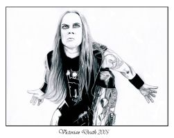 Nergal by victoriandeath