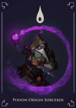Darkest Dungeon - Plague Doctor by sergiosaleiro