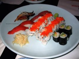 Sushi Moto 009. by GermanCityGirl