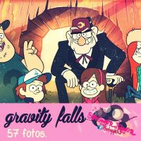Photopack Gravity Falls by MicaEdiitions