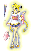 . : Sailor Moon : ReDesign : . by theNekk