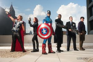 Assemble! by bryanhumphrey