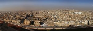 Aleppo Panorama by oscarsnapshotter
