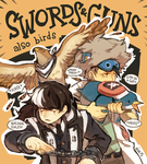 [AA] Swords and Guns, also Birds by Viridilly