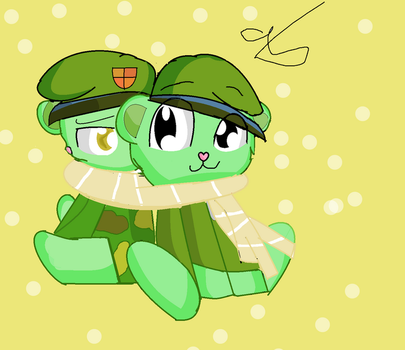 old drawing by mazeydash101