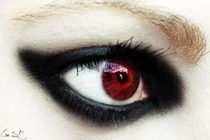 Jane Volturi makeup by Chuchy5