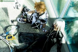 Kingdom Hearts 2 by Consplayers