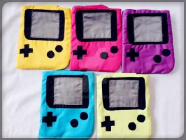 game boy color tablet case hand made by akirepower