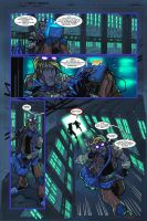 QONQR Page 2 lettered by JoeyVazquez