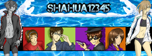 YouTube Banner by shahua
