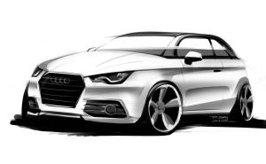 Audi A1 by TURISM000