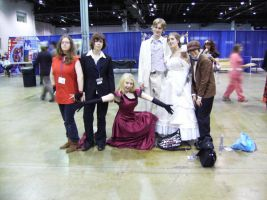 Baccano ACen 2010 by steam-marc