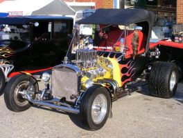 Flamed T Roadster by colts4us