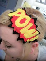 POW Headband by KatGore