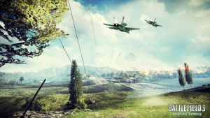 Battlefield 3: Caspian Border by wirrew