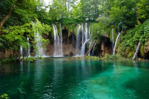 Plitvice Green 10 by DeviantTeddine