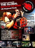 GBOB Poster UK Regional Finals by rachanee-munar