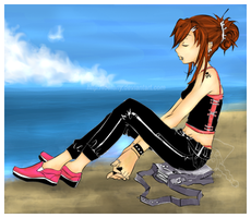 .:Deep in Thought:. by Noelany