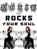 Music Rocks Your Soul by GraPHriX